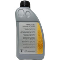 Моторное масло Mercedes-Benz Engine Oil 5W-30 (229.52)