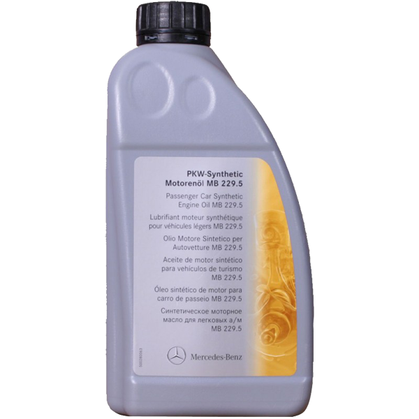 Mercedes-Benz Engine Oil 5w-40 (229.5)