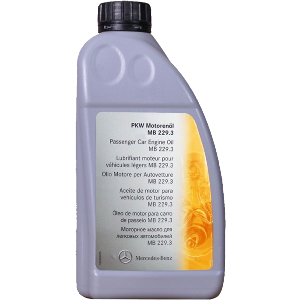 Mercedes-Benz Engine Oil 5w-40 (229.3)