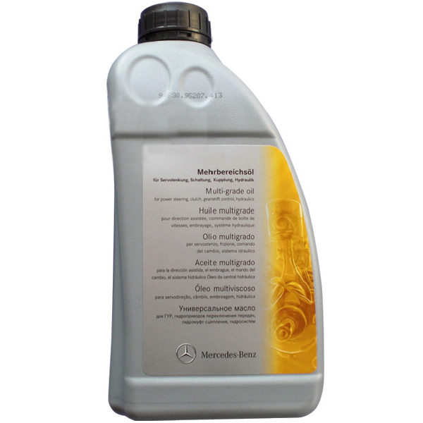 Mercedes-Benz Multi-grade oil (345.0)