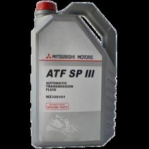 Моторное масло Mitsubishi ATF SP-III (MZ320101)