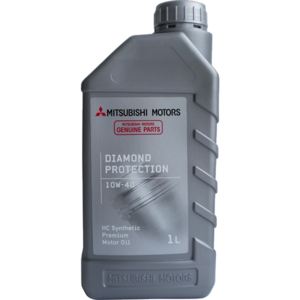 Моторное масло Mitsubishi Diamond Protection 10w-40 (X1200101)