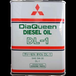 Моторное масло Mitsubishi DiaQueen Diesel DL-1 5W-30 (8967610)