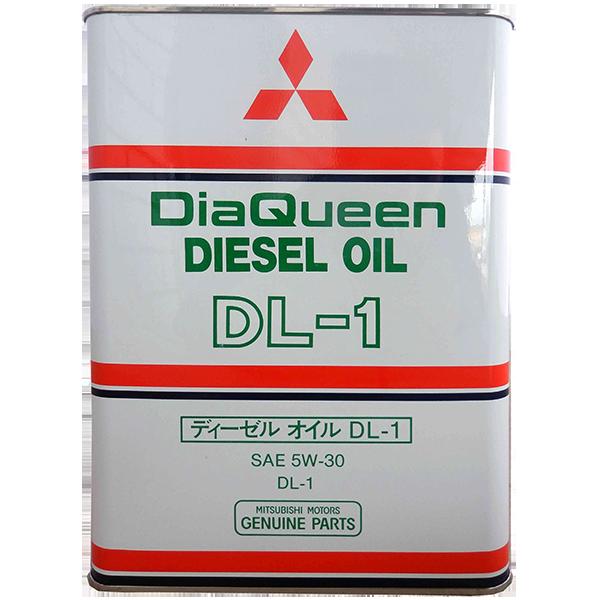 Mitsubishi DiaQueen Diesel DL-1 5W-30 (8967610)