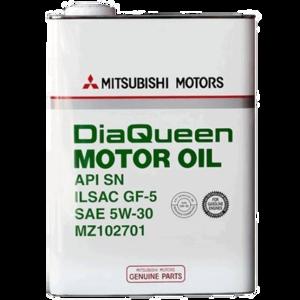 Моторное масло Mitsubishi DiaQueen SN/GF-5 5W-30 (MZ102701)