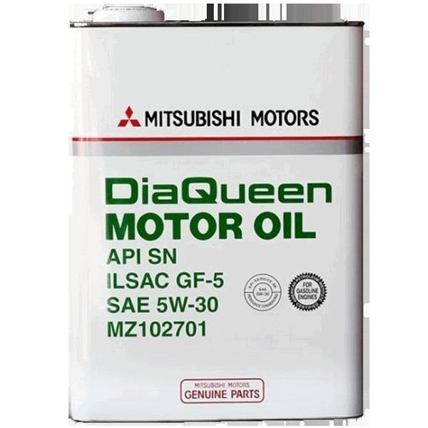 Mitsubishi DiaQueen SN/GF-5 5W-30 (MZ102701)