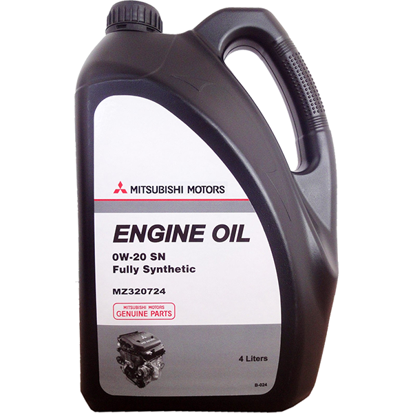 Mitsubishi Engine Oil SN 0w-20 (MZ320724 MZ320723)
