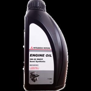 Моторное масло Mitsubishi Engine Oil SN/CF 5w-30 (MZ320364 MZ320363)