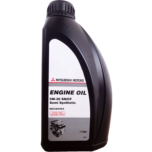 Mitsubishi Engine Oil SN/CF 5w-30 (MZ320364 MZ320363)