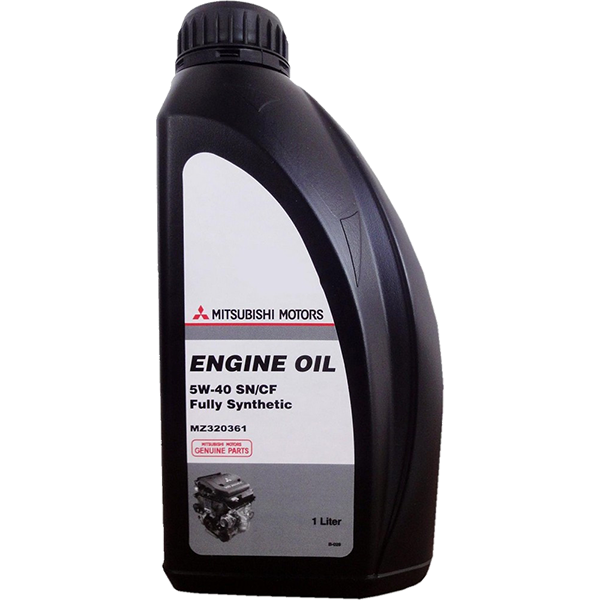 Mitsubishi Engine Oil SN/CF 5w-40 (MZ320361 MZ320362)