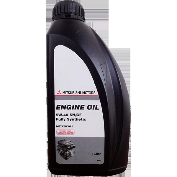 Mitsubishi Engine Oil SN/CF 5w-40 (MZ320361 MZ320362)