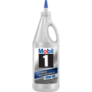 Моторное масло Mobil 1 Synthetic Gear Lube LS 75w-90