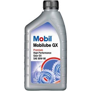 Моторное масло Mobil Mobilube GX 80W-90