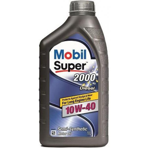 Mobil Super 2000 X1 DIESEL 10W-40