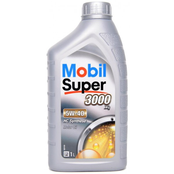 Mobil Super 3000 X1 5W-40 EU