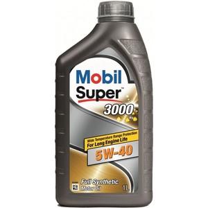 Моторное масло Mobil Super 3000 X1 5W-40