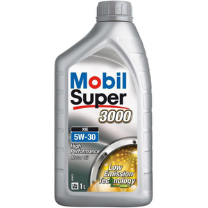 Моторное масло  Mobil Super 3000 XE 5w-30