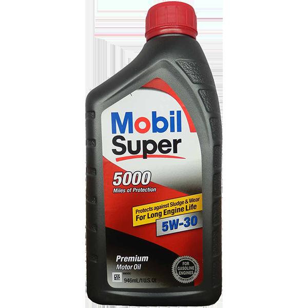 Mobil Super 5000 5w-30