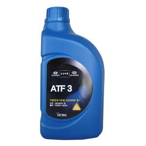 Моторное масло Mobis (Hyundai Kia) ATF 3 Dexron III