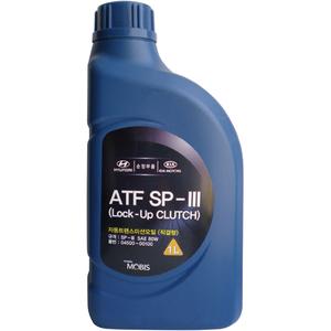 Моторное масло Mobis (Hyundai Kia) ATF SP-III
