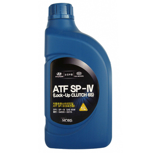 Моторное масло MOBIS (Hyundai Kia) ATF SP-IV