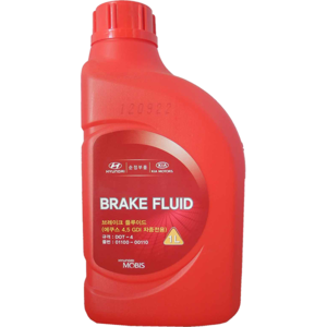 Моторное масло Mobis (Hyundai Kia) Brake Fluid DOT 4