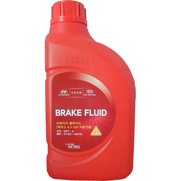 Mobis (Hyundai Kia) Brake Fluid DOT 4