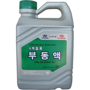 Моторное масло Mobis Long Life Coolant Concentrate