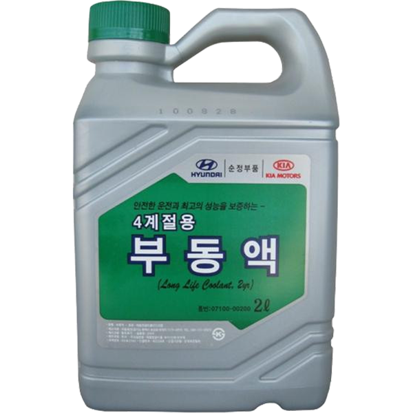 Mobis Long Life Coolant Concentrate