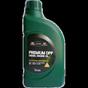 Моторное масло Mobis Premium DPF Diesel 5W-30