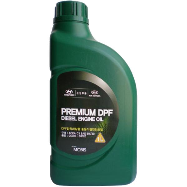Mobis Premium DPF Diesel 5W-30