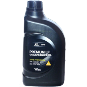 Моторное масло Mobis Premium LF Gasoline 5W-20