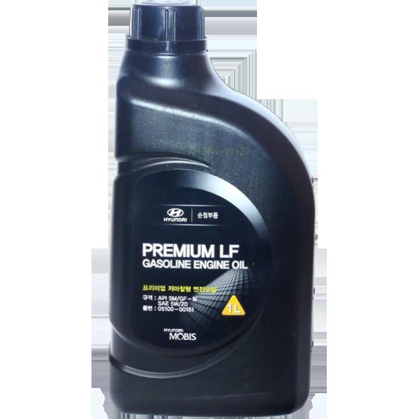 Mobis Premium LF Gasoline 5W-20