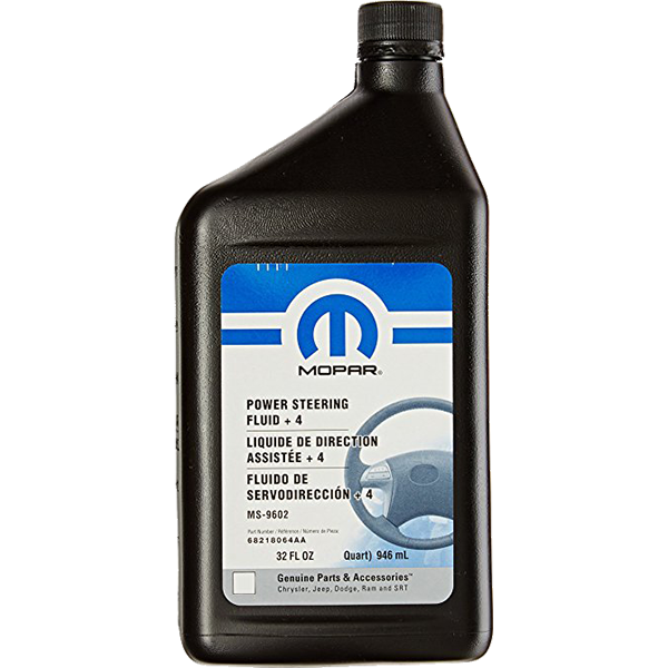 Mopar Power Steering Fluid +4 (68218064AB)