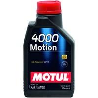 Моторное масло Motul 4000 Motion 15w-40