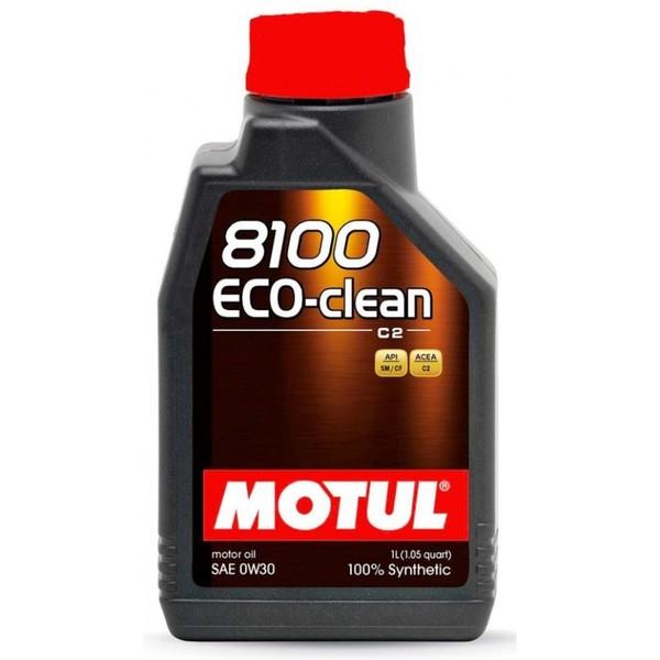 Motul 8100 Eco-Clean 0w-30