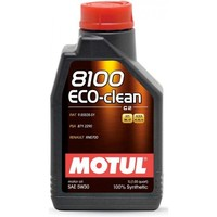 Моторное масло Motul 8100 Eco-Clean 5w-30