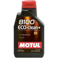 Моторное масло Motul 8100 Eco-Clean+ 5w-30