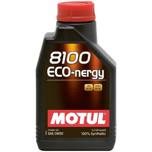 Motul 8100 Eco-nergy 0w-30