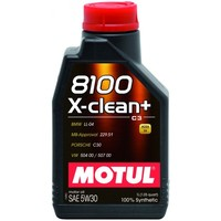 Моторное масло Motul 8100 X-Clean+ 5w-30