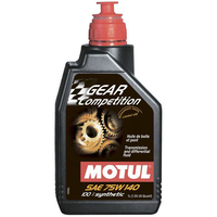 Моторное масло Motul Gear competition 75w-140