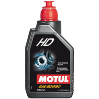 Моторное масло Motul HD 80w-90