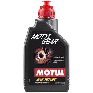 Моторное масло Motul Motylgear 75w-80