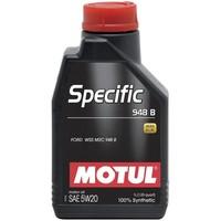 Моторное масло Motul Specific 948B 5w-20