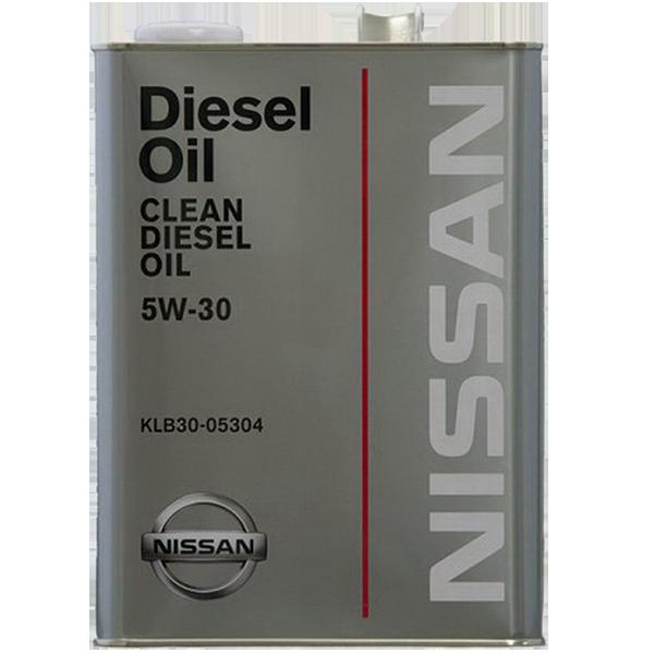 Nissan Clean Diesel Oil DL-1 5W-30 (KLB30-05304)
