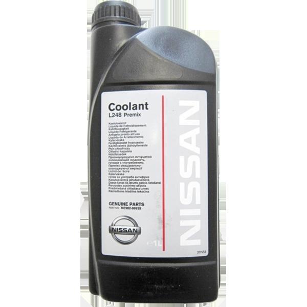 Nissan Coolant L248 Premix