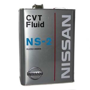 Моторное масло Nissan CVT Fluid NS-2