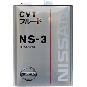 Моторное масло Nissan CVT Fluid NS-3 (Japan)