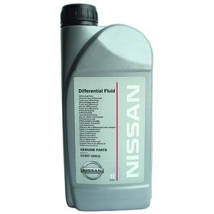 Моторное масло Nissan Differential Fluid 80W-90 GL-5 (KE907-99932)