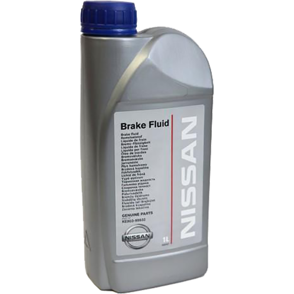 Nissan Genuine Brake Fluid DOT 4